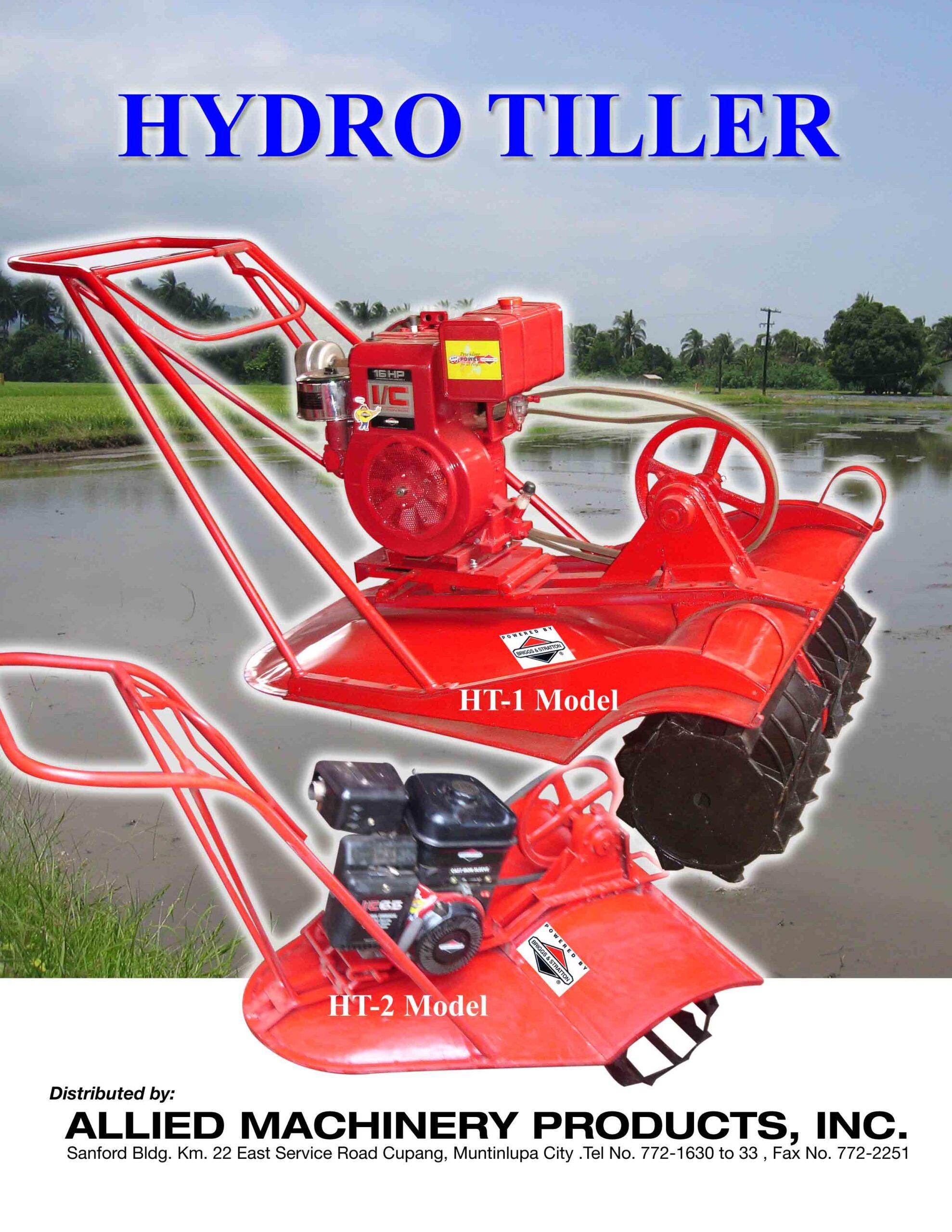 Hydro Tiller